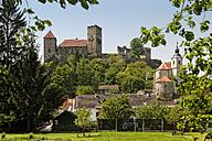 Austria, Upper Austria, Hardegg, Hardegg Castle - GFF000323