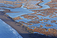 Turkey, Dalyan, Iztuzu beach with Dalyan Delta - SIEF004760