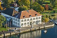 Germany, Baden-Wurttemberg, Bodmann-Ludwigshafen, Ludwigshafen custom house - SH001136