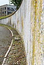 Germany, Brandenburg, Wustermark, Olympic village 1936, decaying wall - VI000063