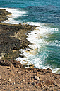Spain, Fuerteventura, part of rocky coast - VI000092