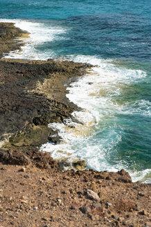 Spain, Fuerteventura, part of rocky coast - VI000092