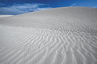 Spain, Fuerteventura, Corralejo, Parque Natural de Corralejo, view of sand dune - VI000167