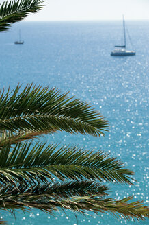 Spain, Fuerteventura, Morro Jable, view to the sea - VI000101