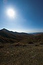 Spain, Fuerteventura, Pajara, mountainscape - VI000176
