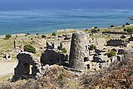 Turkey, Anamur, Antique town Anemurium - SIE004801