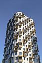 Germany, Bavaria, Munich, apartment tower - TC003716