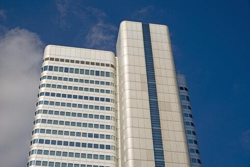 Germany, Hesse, Frankfurt am Main, Silver tower - WG000121