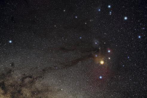 Scorpius, constellation, Antares region - RMF000626