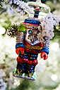 Robot as Christmas decoration - HOH000284
