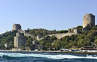 Turkey, Istanbul, Rumeli Hisari - LH000331