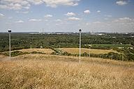 Germany, North Rhine-Westphalia, Moers, Halde Rheinpreussen - WI000233