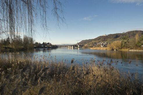 Switzerland, Schaffhausen, View of Stein am Rhein - EL000728