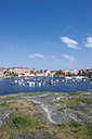Sweden, Karlskrona, view to city - VI000217