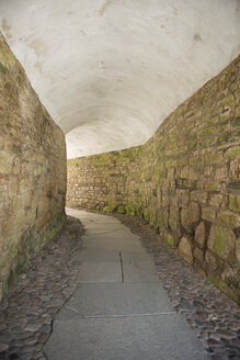 Sweden, Kalmar, underpass of Kalmar castle - VI000224