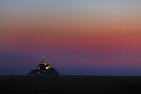 France, Manche, Basse-Normandie, Mont Saint-Michel - BI000226