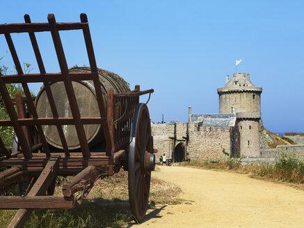 France, Bretagne, Cap Frehel, Fort la Latte - BI000253