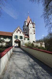 Germany, Upper Bavaria, Kaltenberg, Kaltenberg Castle - LB000445