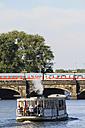 Germany, Hamburg, steamer, Alster - KRP000064