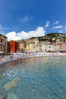 Italy, Liguria, Province of Genoa, Camogli, lido - AM001536