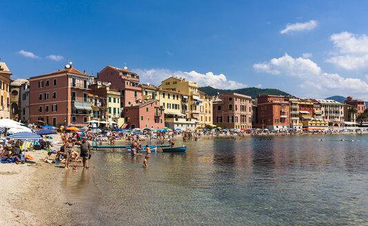 Italy, Cinque Terre, Sestri Levante, Baia del Silenzio - AM001555