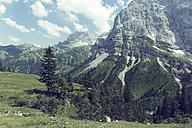 Austria, Tyrol, Karwendel Range, Ahornboden region - GFF000330