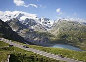 Switzerland, Uri Alps, Susten Pass and Lake Steinsee - WWF002964