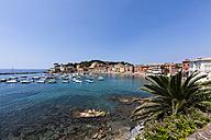 Italy, Liguria, Sestri Levante, Baia del Silenzio - AM001579