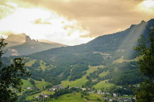 Italy, Province of Belluno, Veneto, Cortina d'Ampezzo - MJF000442