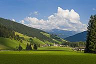 Italy, Trentino-Alto Adige, Alto Adige, landscape of Bolzano - MJF000458