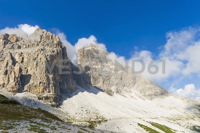 Italy, Province of Belluno, Veneto, Auronzo di Cadore, Tre Cime di Lavaredo - MJF000460 - Jana Mänz/Westend61