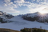 Border region Alaska-British Columbia, Salmon Glacier - FOF005440