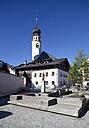 Italy, South Tyrol, Innichen, Parish church St.Michael - WWF003132