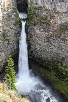 Canada, British Columbia, Wells Gray Provincial Park, Spahats Creek Falls - FOF005471