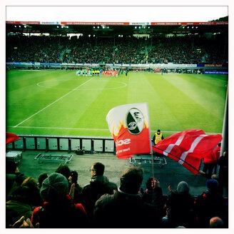 Mage Solar Stadium, Freiburg, Baden-Wuerttemberg, Germany. - DHL000222