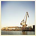 Old harbor in Muenster, Germany, North Rhine Westphalia - SEF000213