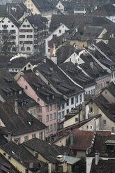 Switzerland, Canton of Schaffhausen, Schaffhausen, old town - ELF000774