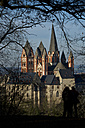 Germany, Hesse, Limburg, view to Limburg Cathedral - MH000253