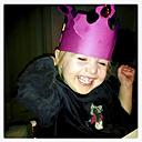 Girl at birthday - GSF000598