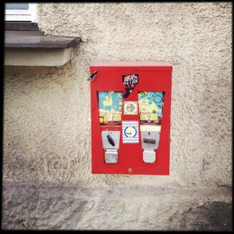 Gumball Machine, Munich, Bavaria, Germany - GS000608