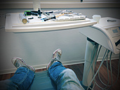 At the dentist, North Rhine-Westphalia, Germany - ON000252