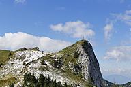 Germany, Bavaria, Upper Bavaria, Bavarian Prealps, Isarwinkel, Vorderer Kirchstein near Benediktenwand - SIEF004936