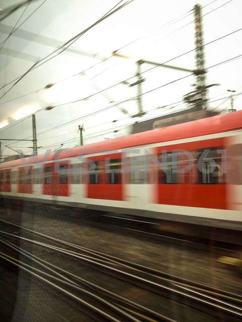 Train, Gelsenkirchen, Germany - FB000144 - Frank Blum/Westend61