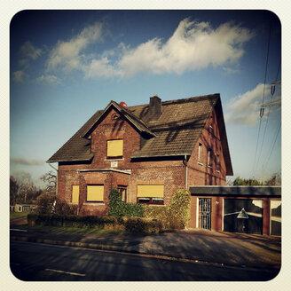 Privately owned house, North Rhine-Westphalia, Minden - HOHF000321