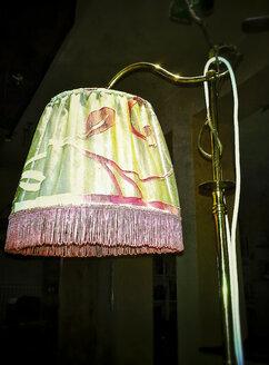 Floor lamp, Laupheim, Baden-Wuerttemberg, Germany, Europe - HAF000247