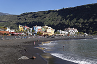 Spain, Canary Islands, La Palma, Puerto de Tazacorte - SIEF004959
