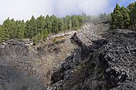 Spain, Canary Islands, La Palma, Coladas de San Juan, Cumbre Vieja, Lava flow - SIEF004951