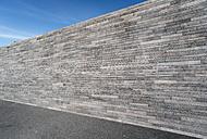 Portugal, Madeira, Calheta, art centre Casa das Mudas, part of facade - HL000360