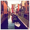 Rio del Gozzi, canal, Venice, Italy - GSF000700