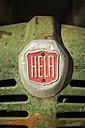 Germany, Baden-Wuerttemberg, logo of HELA, Hermann Lanz Aulendorf - EL000805